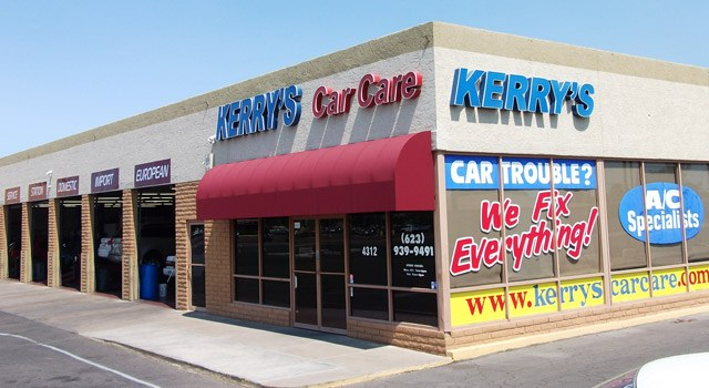 Kerry's Car Care - Glendale