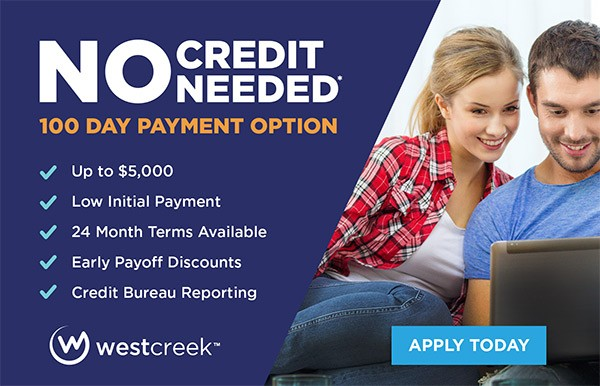 West Creek Apply Now